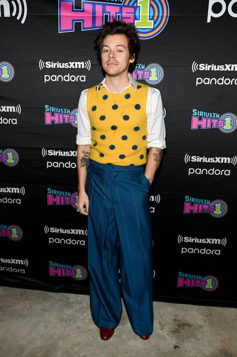 Harry Styles Performs For SiriusXM and Pandora in New York City