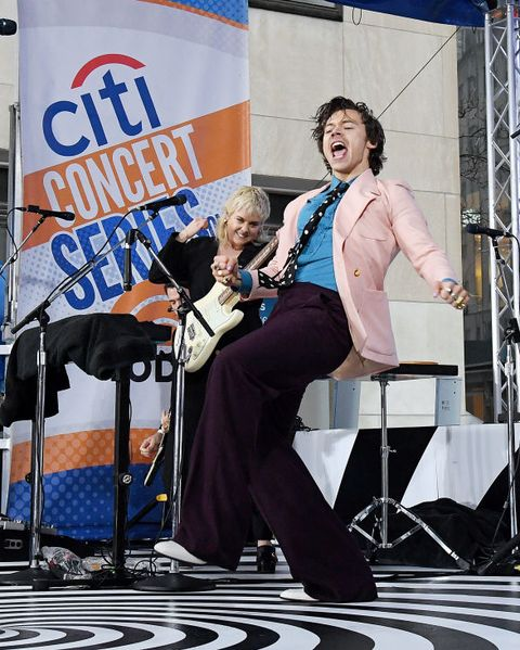 citi concert series on today presents harry styles
