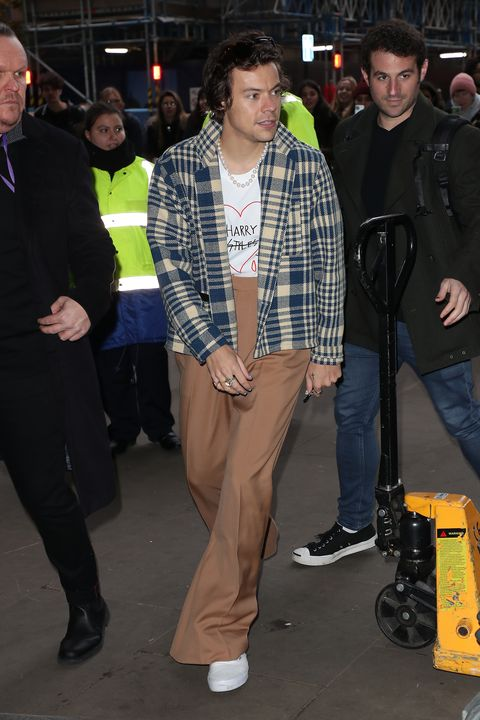 London Celebrity Sightings -  December 18, 2019