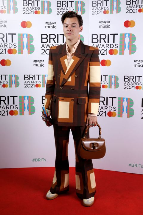 the brit awards 2021  show