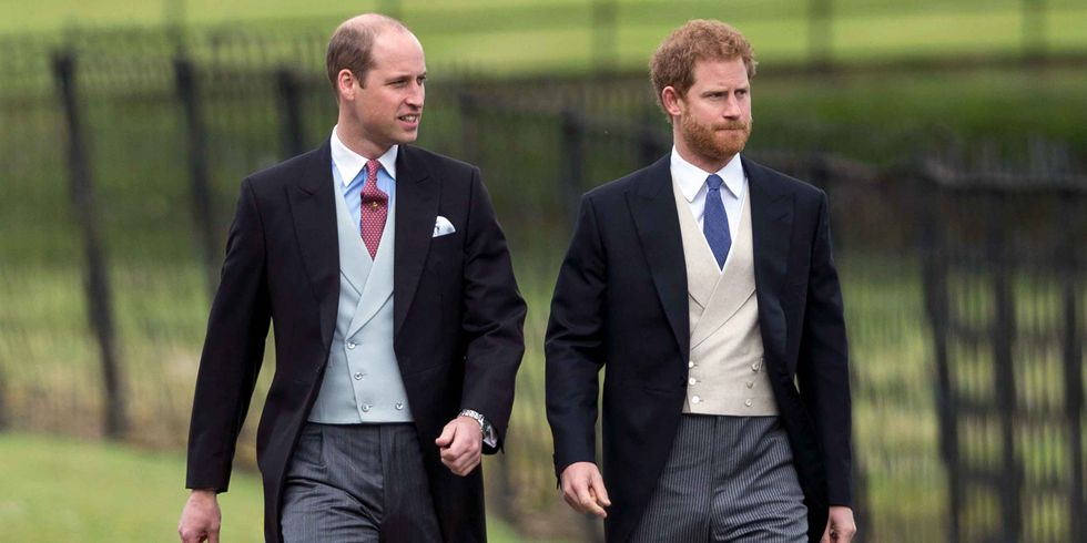 What Is Morning Dress And What Does It Mean For The Royal Wedding