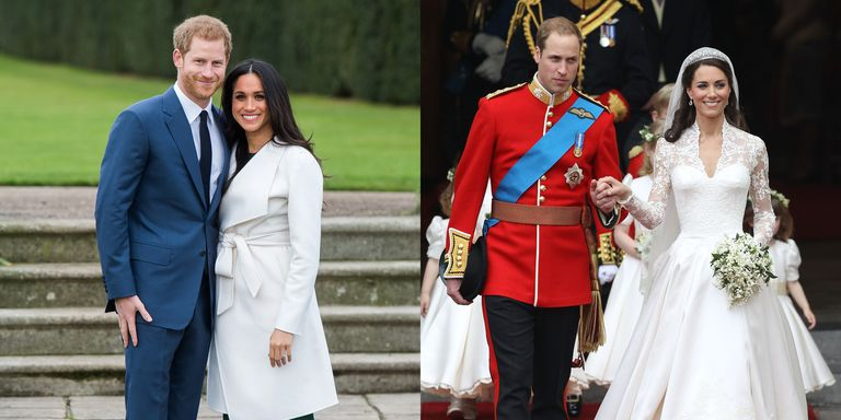 Harry And Meghan William Kate