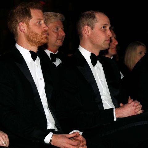 Harry confirma su distanciamiento de su hermano, Guillermo de Inglaterra