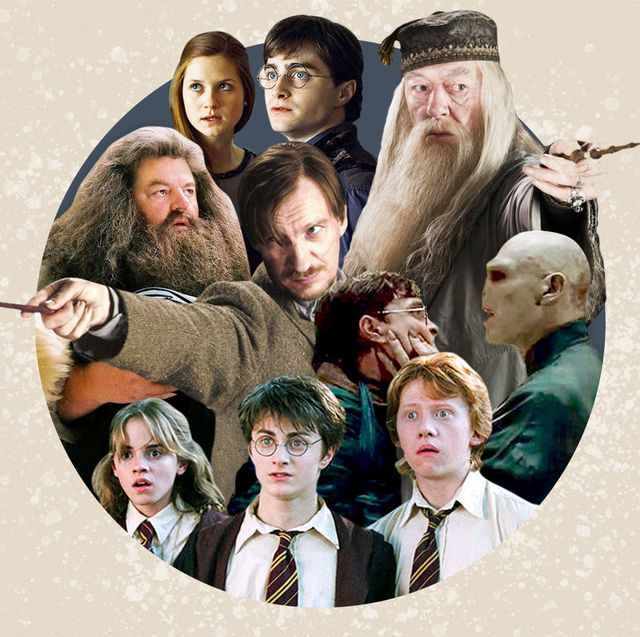 All the Harry Potter Movies Ranked from Worst to Best