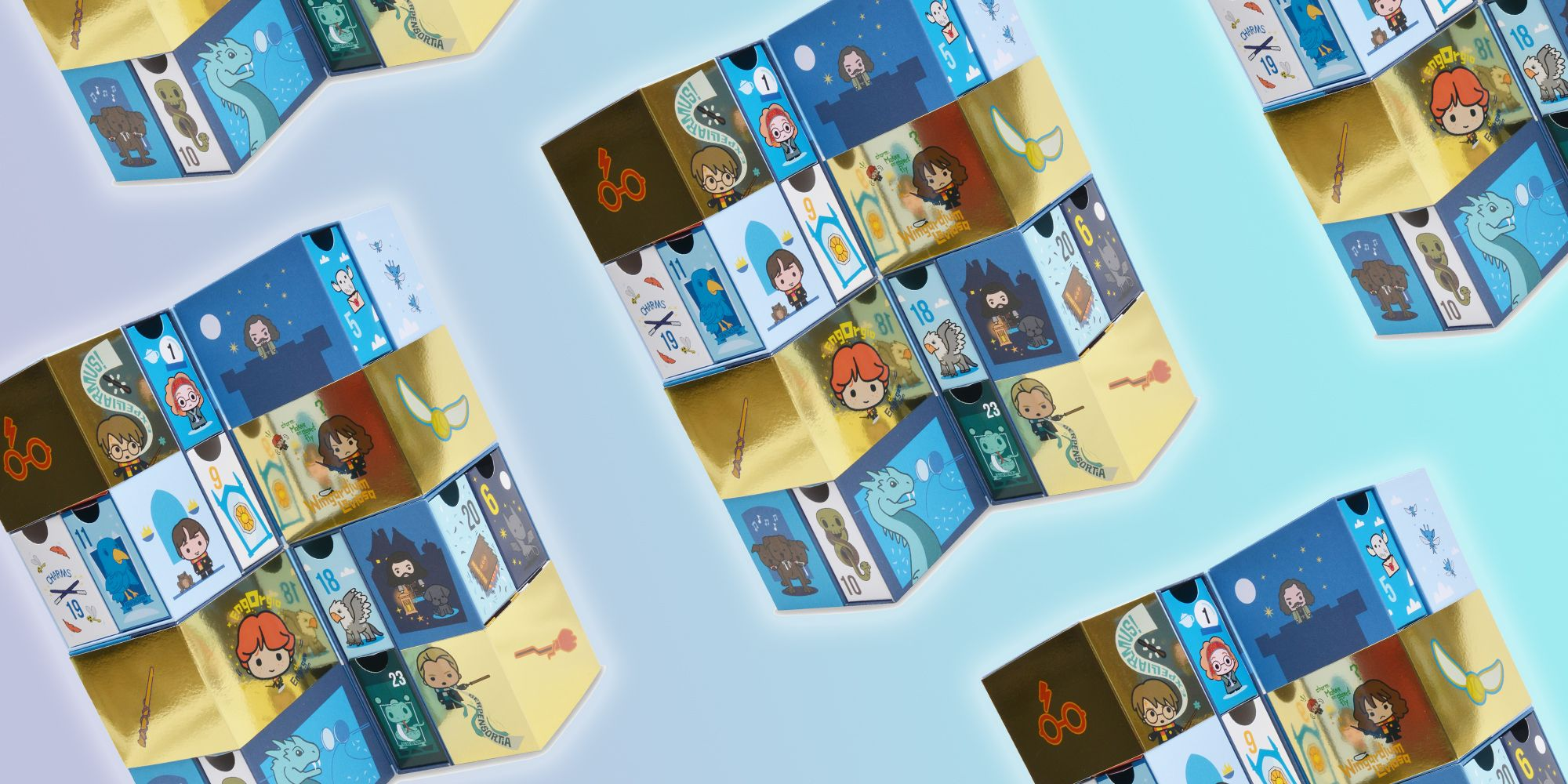 This Harry Potter Magic Advent Calendar is a must for Hogwarts fans