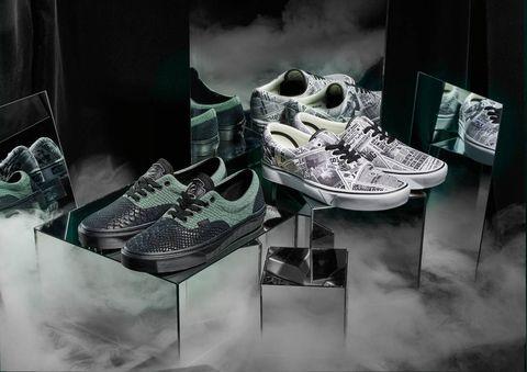 終於等到「VANS X 哈利波特」聯名系列,4個學院都有不同鞋款和Logo!現在不下手就永遠買不到囉
