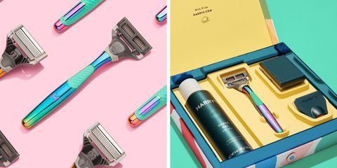 Harry's Launches 'Shave With Pride' Set for LGBTQ+ Pride