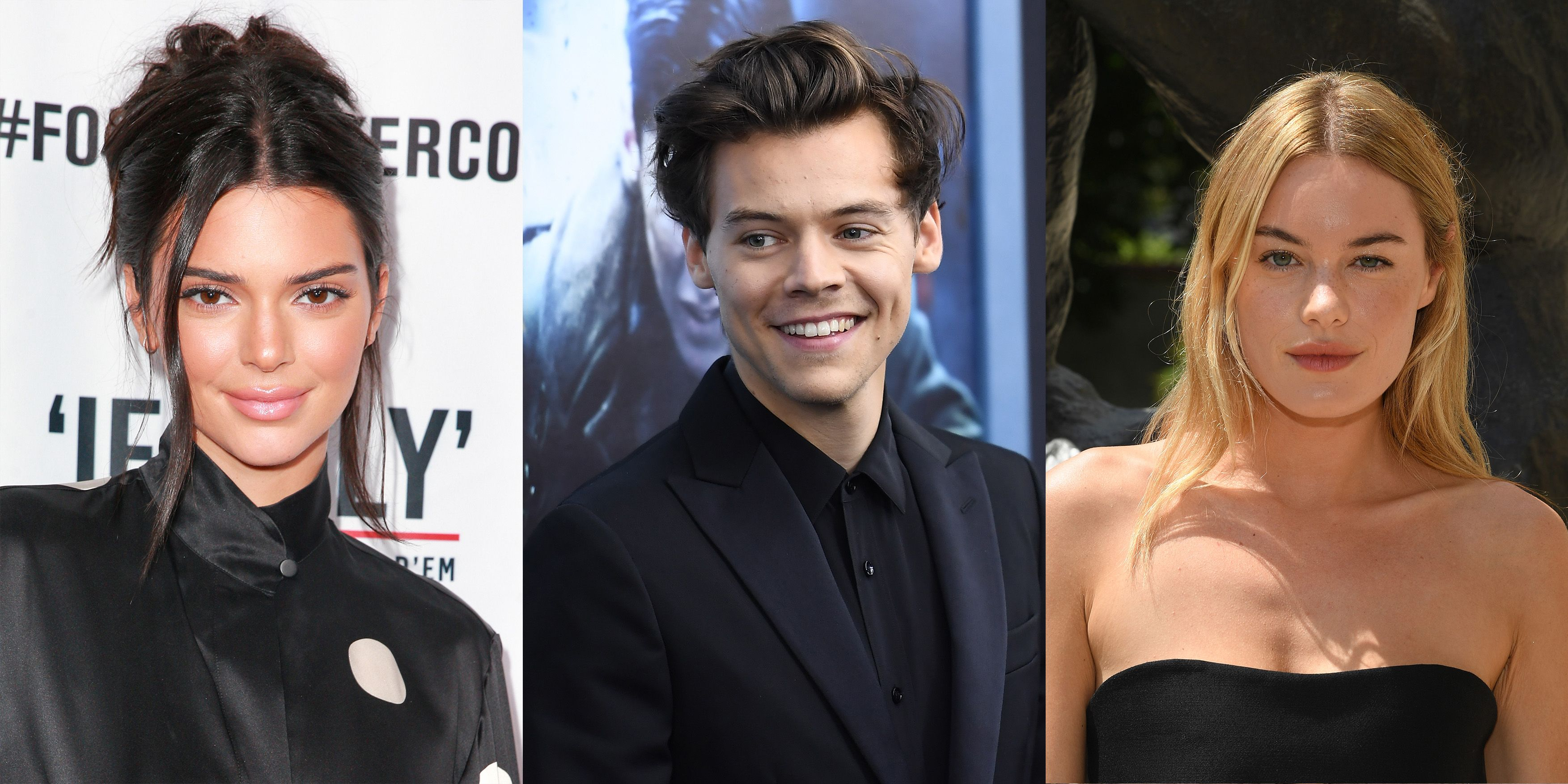 Harry styles dating history