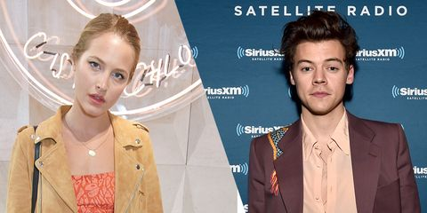 This is the real reason why Tess Ward dumped Harry Styles, apparently