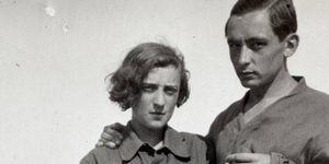 Hans Hartung y Ana-Eva Bergman