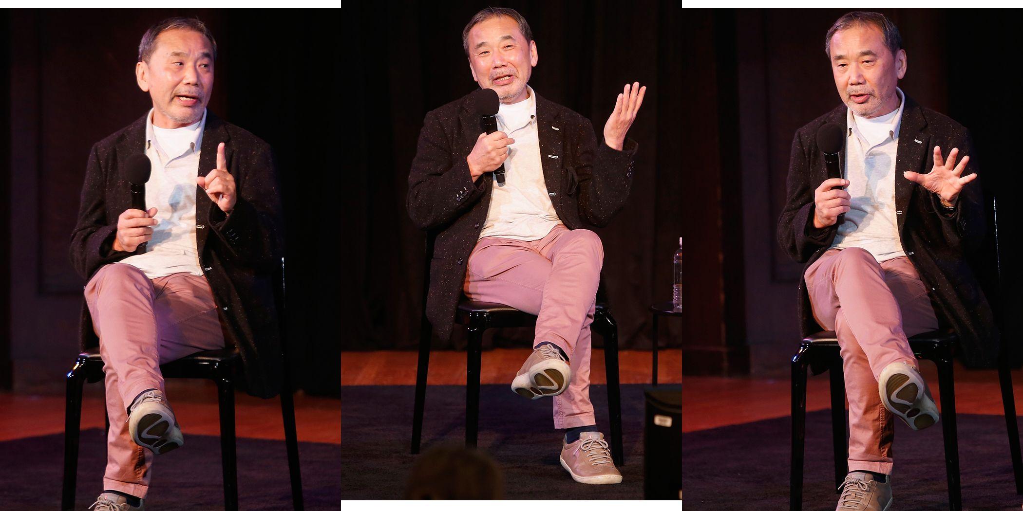 Haruki Murakami orden libros