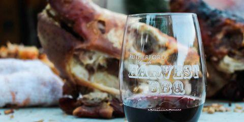 Harvest BBQ — Napa Valley, Calfornia