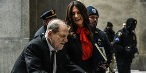 Harvey Weinstein en Donna Rotunno