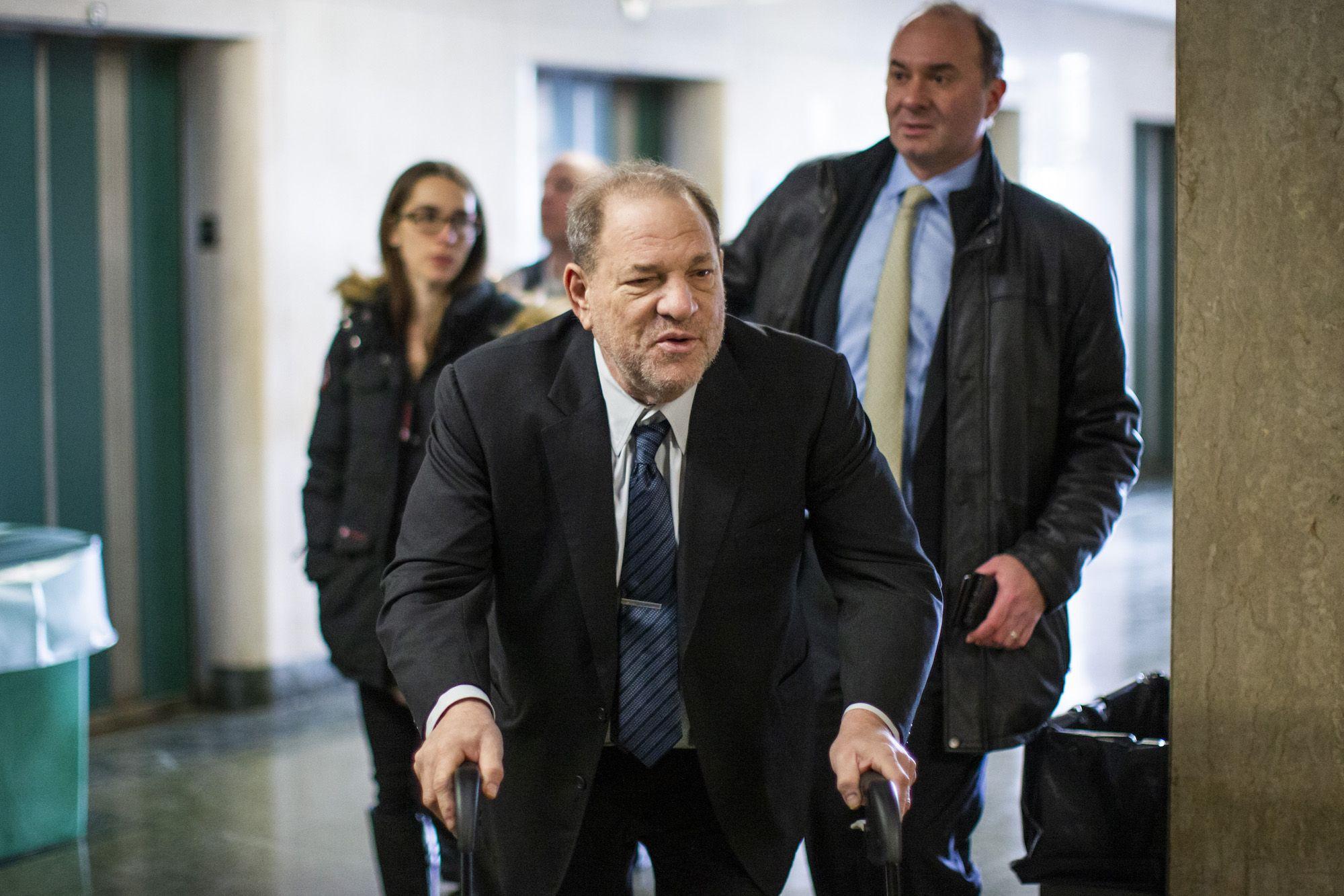 Harvey Weinstein Culpable de Agresión Sexual y Violación