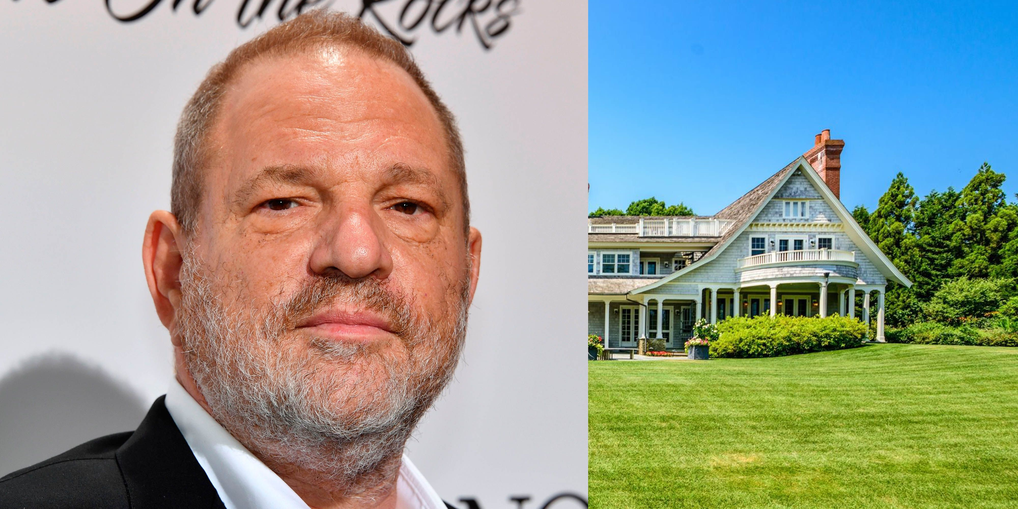 Harvey Weinstein Hamptons House