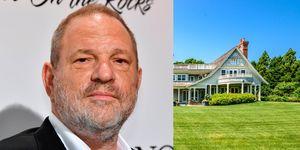 Harvey Weinstein Hamptons House
