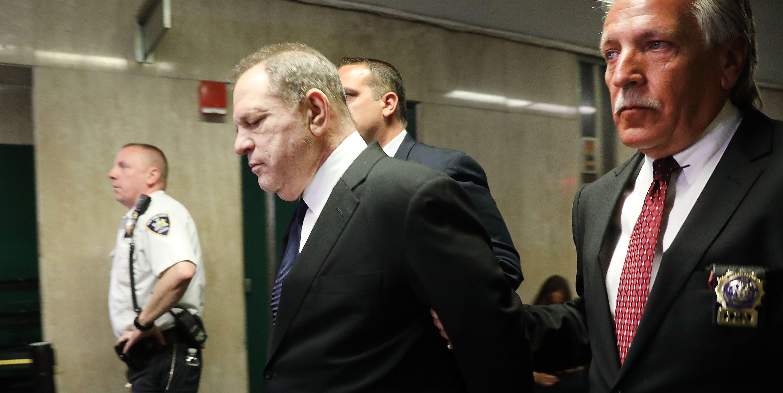 Harvey Weinstein Returns To Court On Three New Felony Sex Crimes