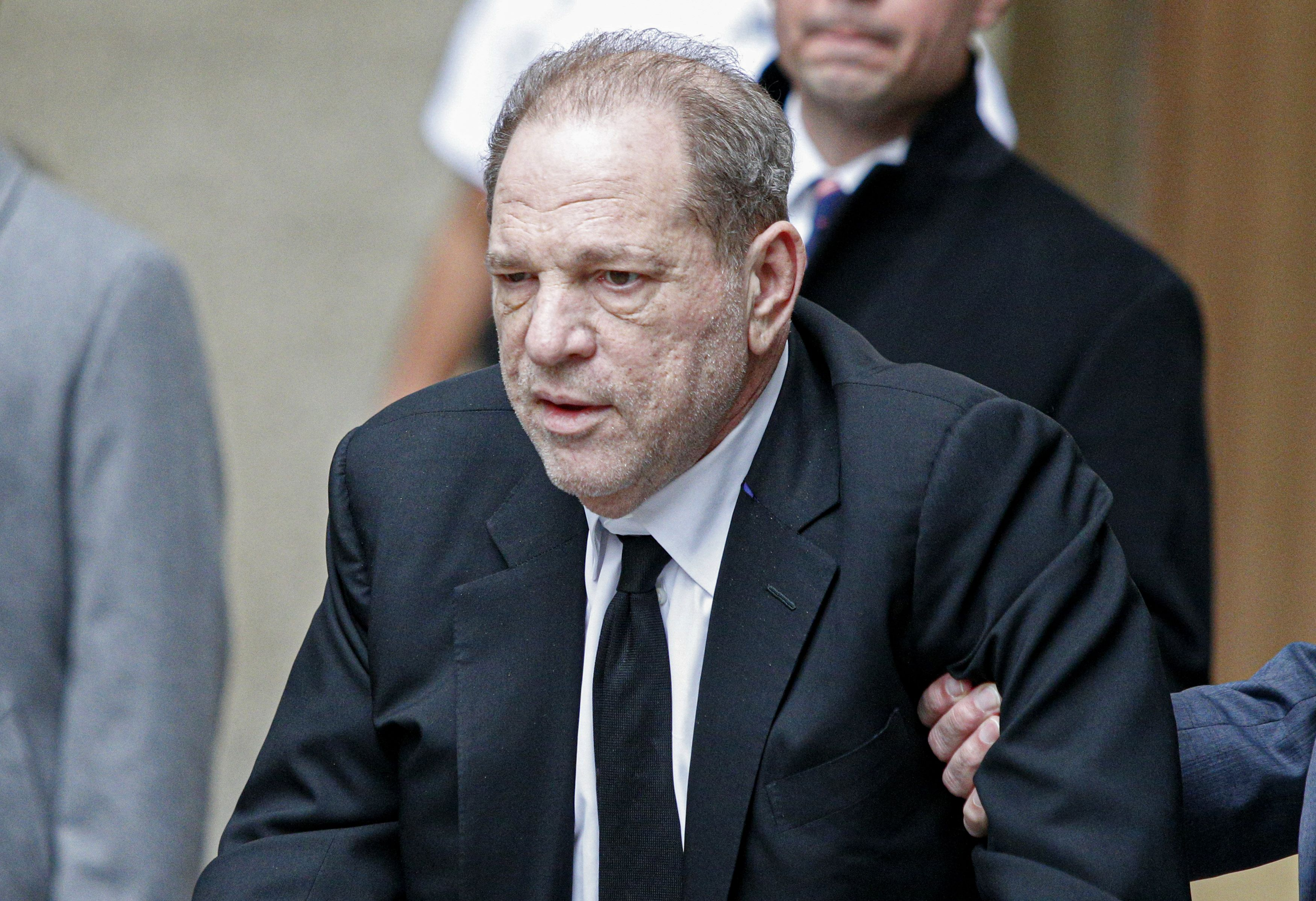 Harvey Weinstein S Trial Walkers Witnesses And A Soldier Prosecutor