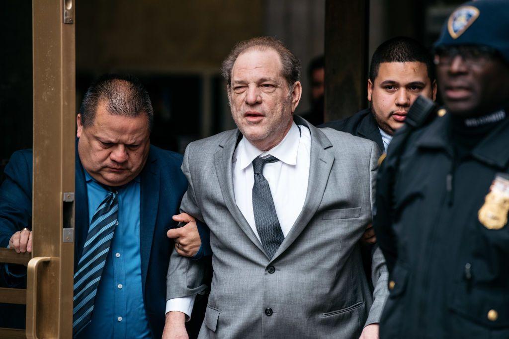 Harvey Weinstein has been found guilty
