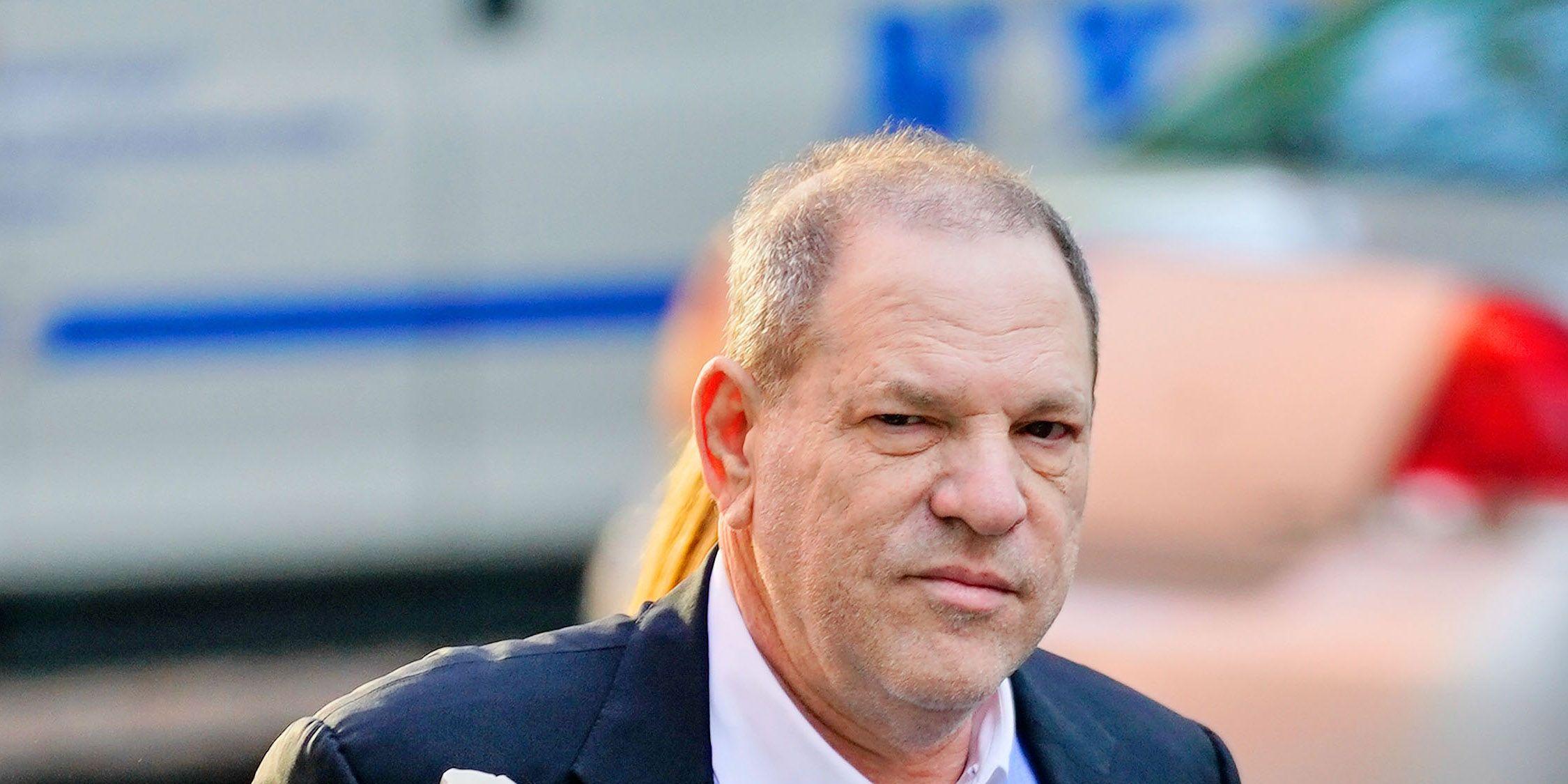 Harvey Weinstein Surrenders to Police