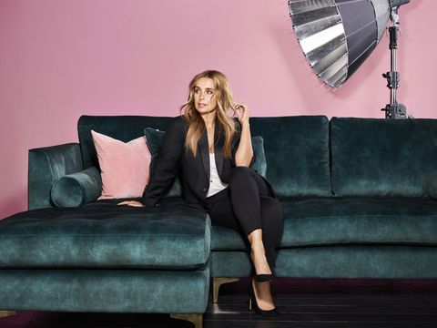 Louise Redkn Launches Bold By Collection Sofas Chairs And Footstools At Harveys