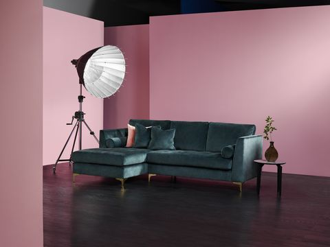 Louise Redknapp Launches Bold By Louise Sofa Collection With Harveys