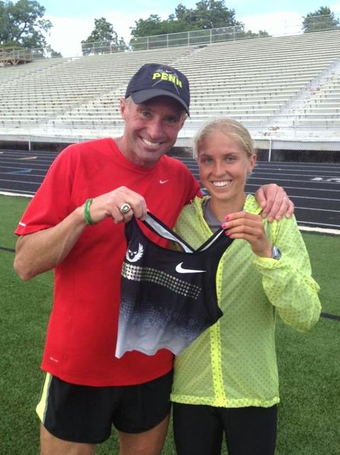 Alberto Salazar Now Coaching Jordan Hasay Runners World