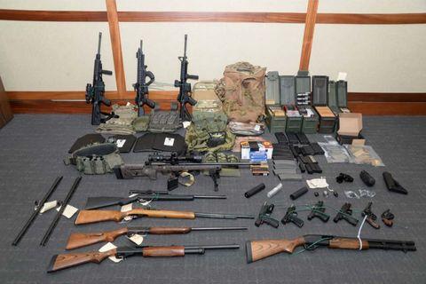 Gun, Firearm, Air gun, Airsoft gun, Arsenal, Ammunition, Gun accessory, Airsoft,