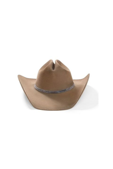 Hat, Clothing, Beige, Brown, Fashion accessory, Cowboy hat, Headgear, Sun hat, Fedora, Costume hat,