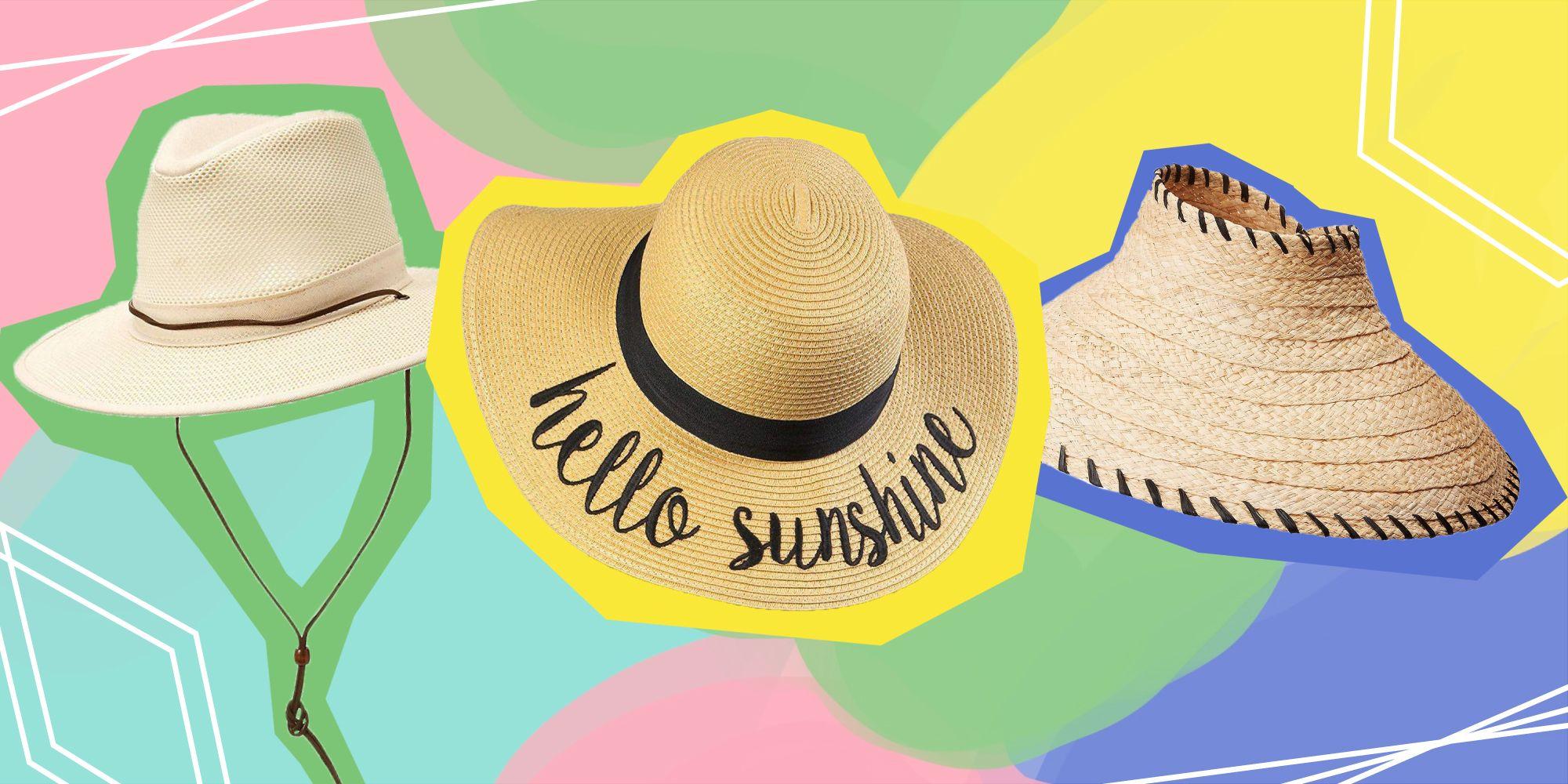 cf9bf0ef6faf3 20 Best Sun Hats for Summer 2019 - Floppy