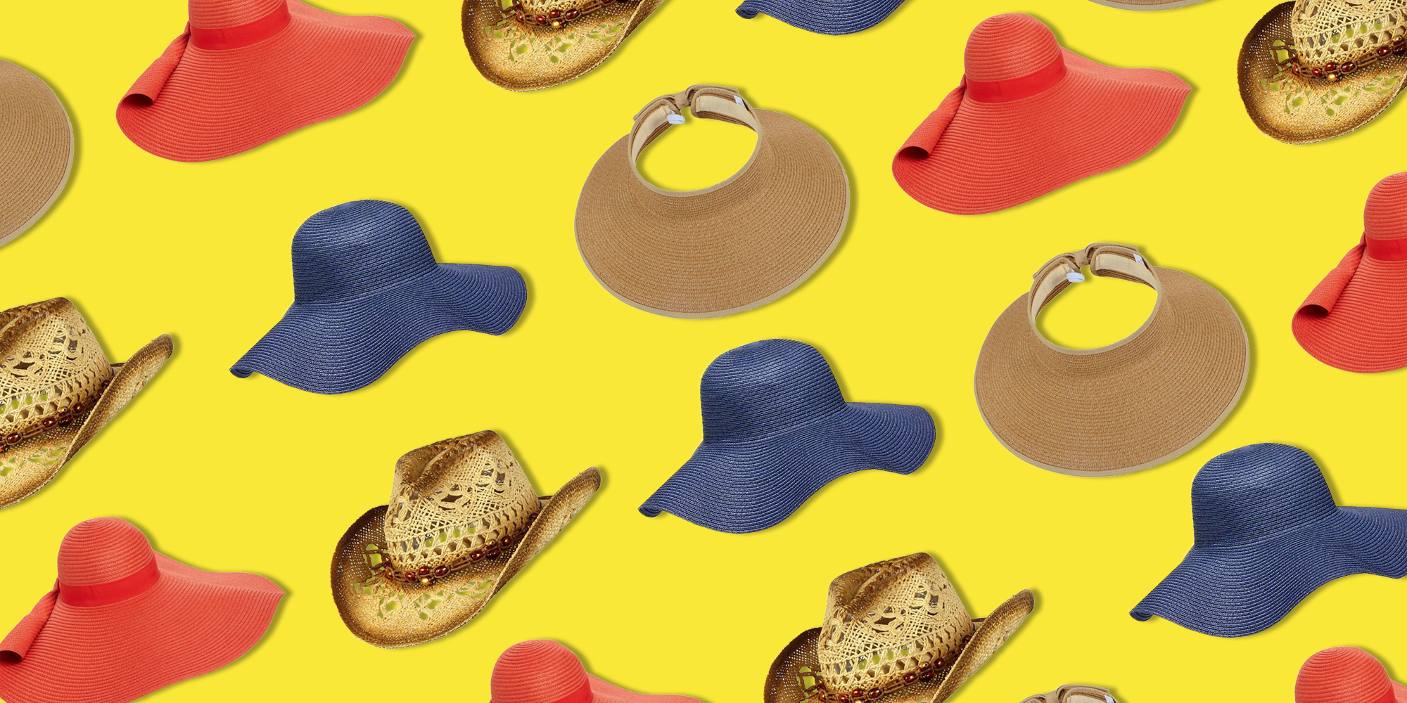 25 Best Sun Hats for Summer 2019 - Floppy, Woven Straw, More
