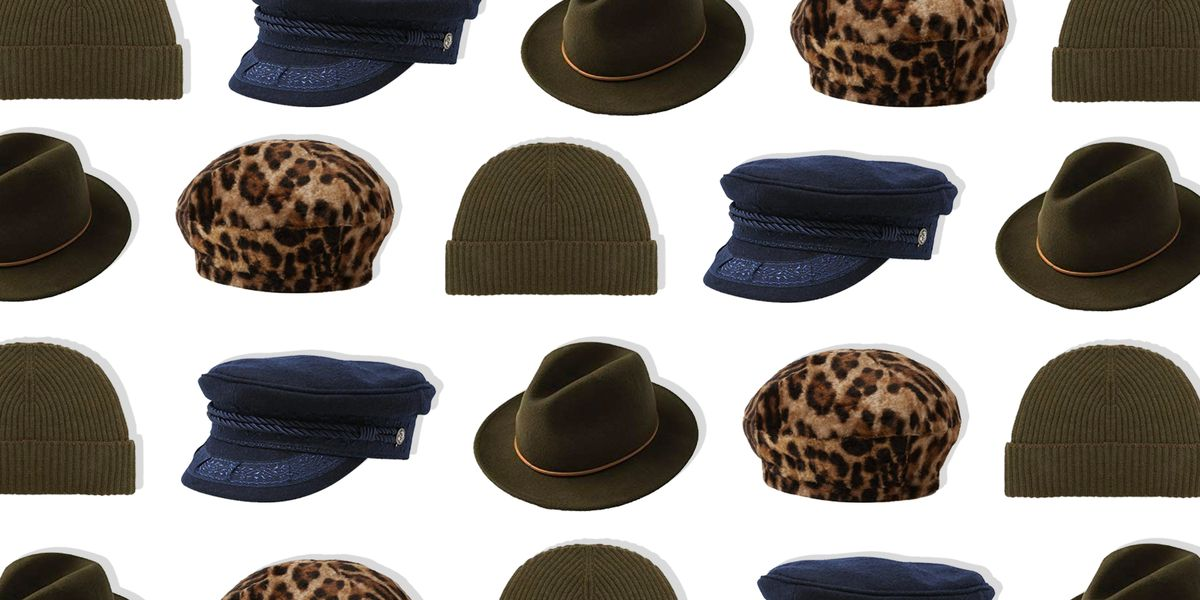 These Cute Fall Hats Will Take Any Outfit Up a Notch