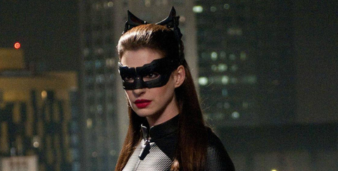 Catwoman, Latex clothing, Supervillain, Fictional character, Fetish model, Latex, Costume, Superhero, Batman,