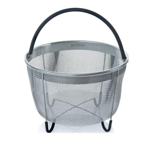 Hatrigo Instant Pot 6 Qt Steamer Basket