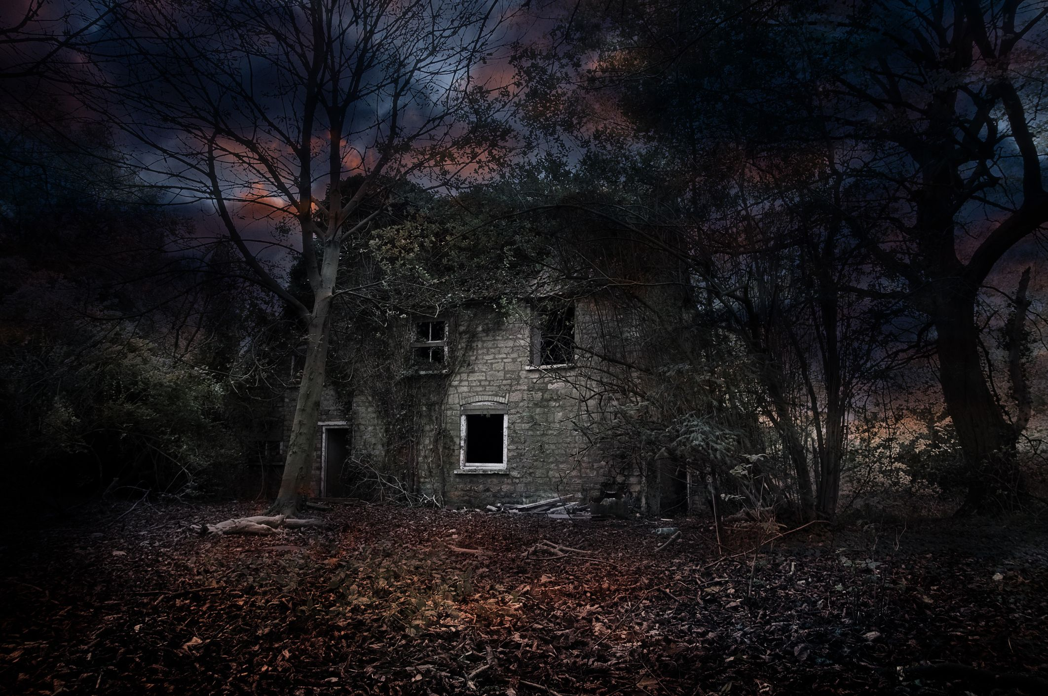 The most haunted places in the UK,