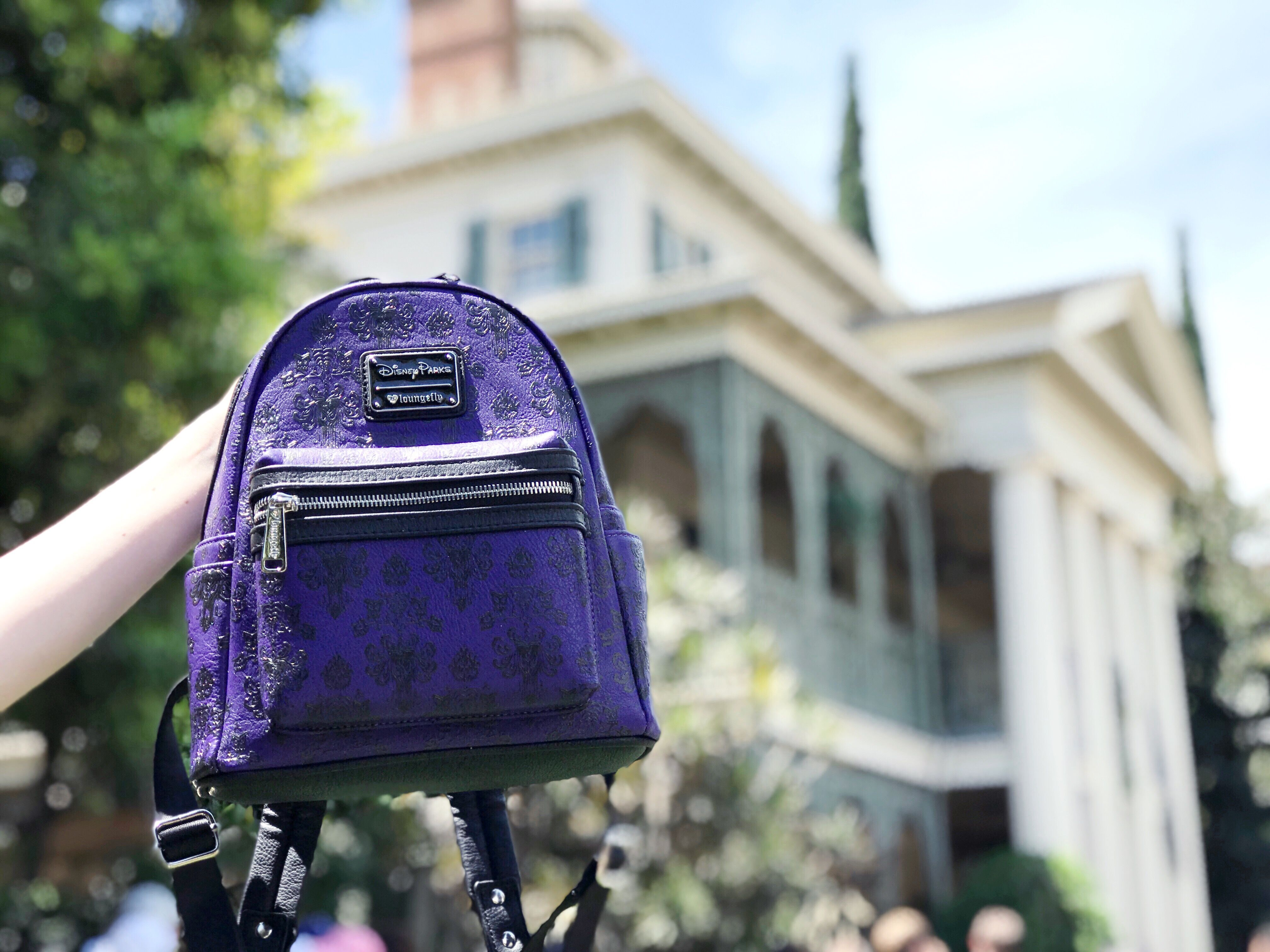 Disney Parks and Loungefly Selling Mini Backpacks Based on Disney Rides