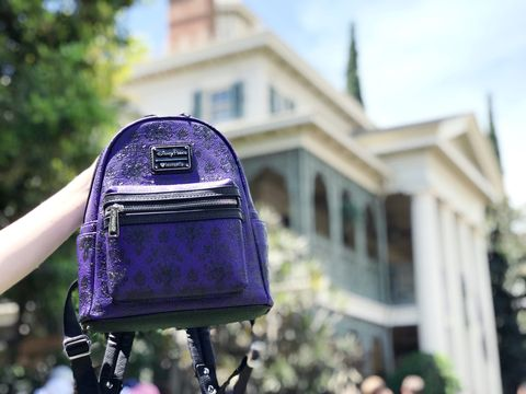 72375025701 Disney Parks and Loungefly Selling Mini Backpacks Based on Disney Rides