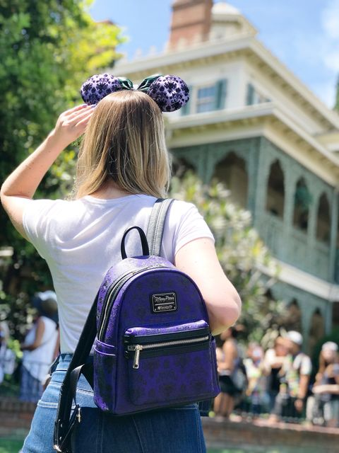 9e74b47a302 Disney Parks and Loungefly Selling Mini Backpacks Based on Disney Rides