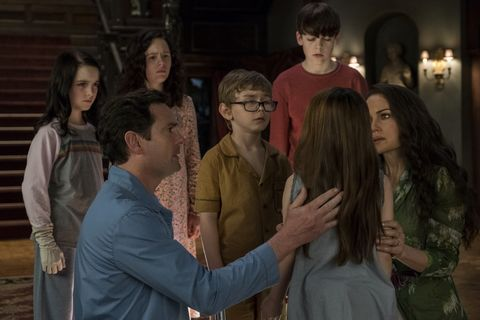 The Haunting Of Hill House Ending Explained What Really Happened At The End Of The Haunting Of Hill House