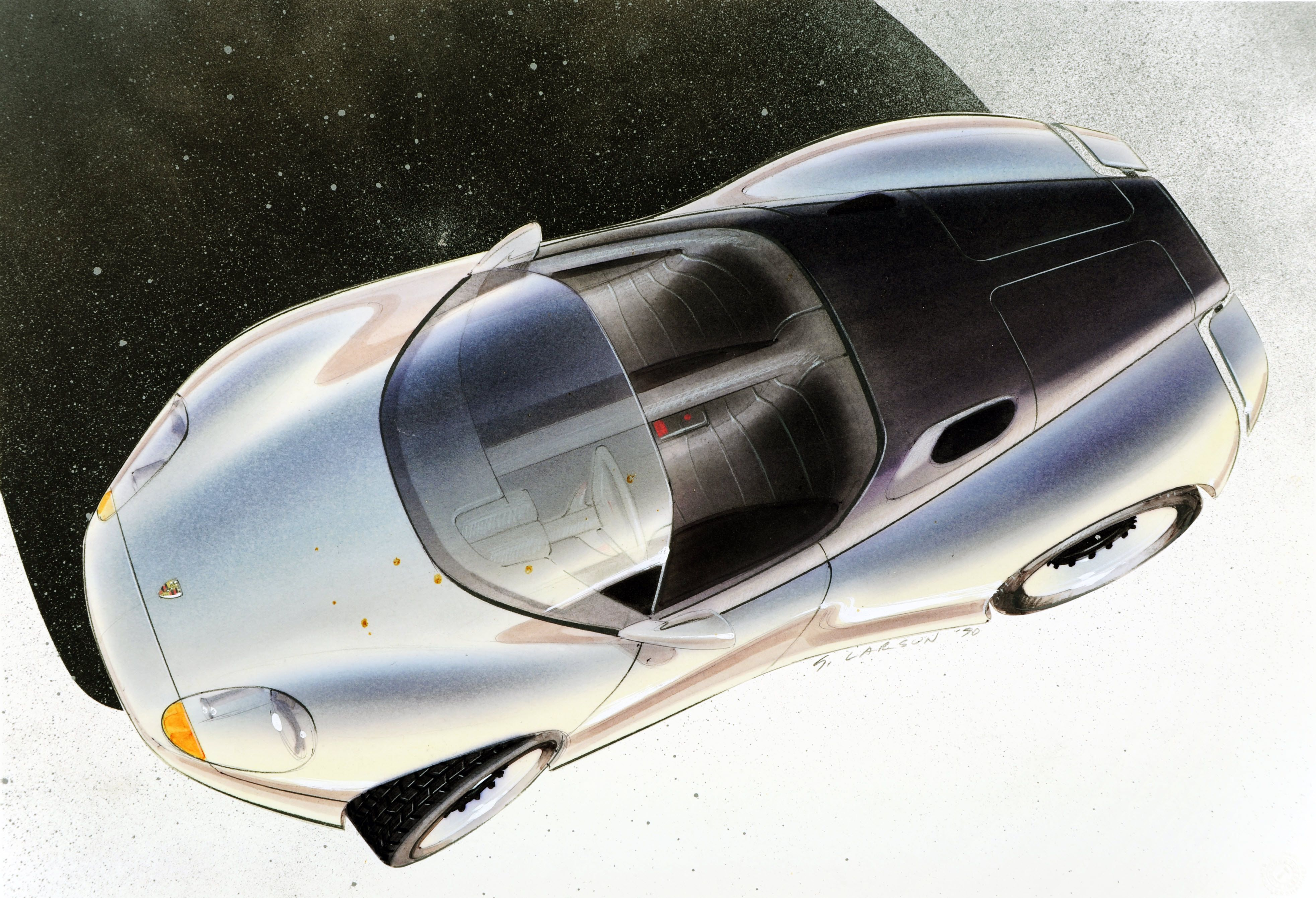 How the Porsche Boxster Came to Be