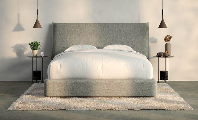 casper bed frame review   elle decor