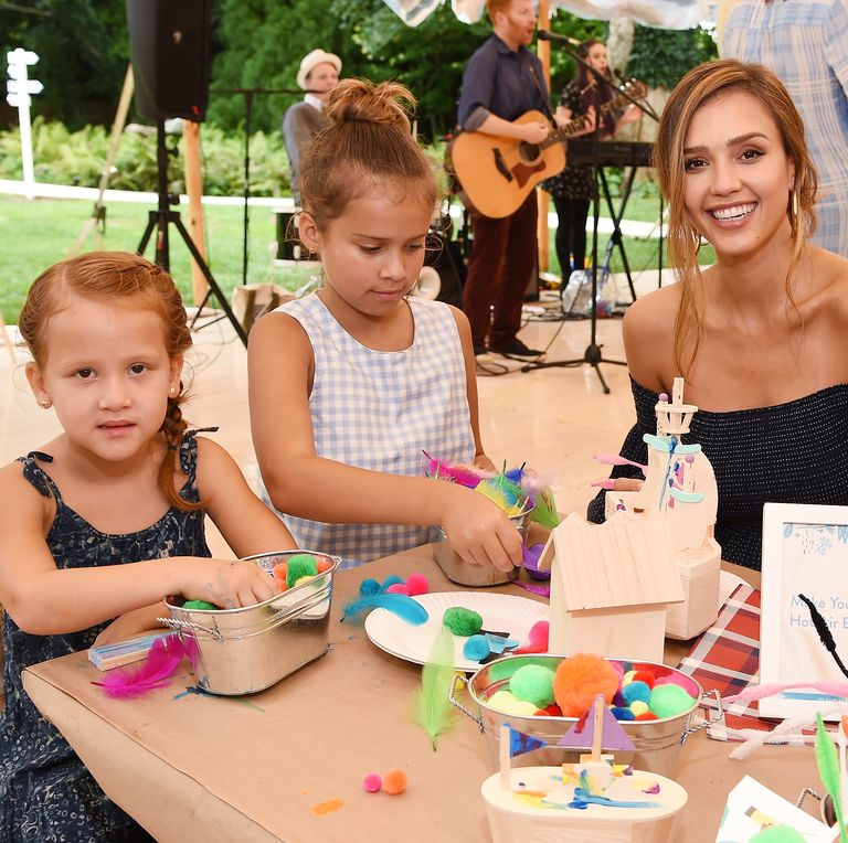 """Be healthy for the right reasons. """"As I've gotten older and after I became a mom, it became more of a priority to be healthy for the right reasons,"""" Jessica told People ."""
