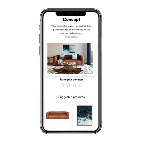 Havenly interior design app