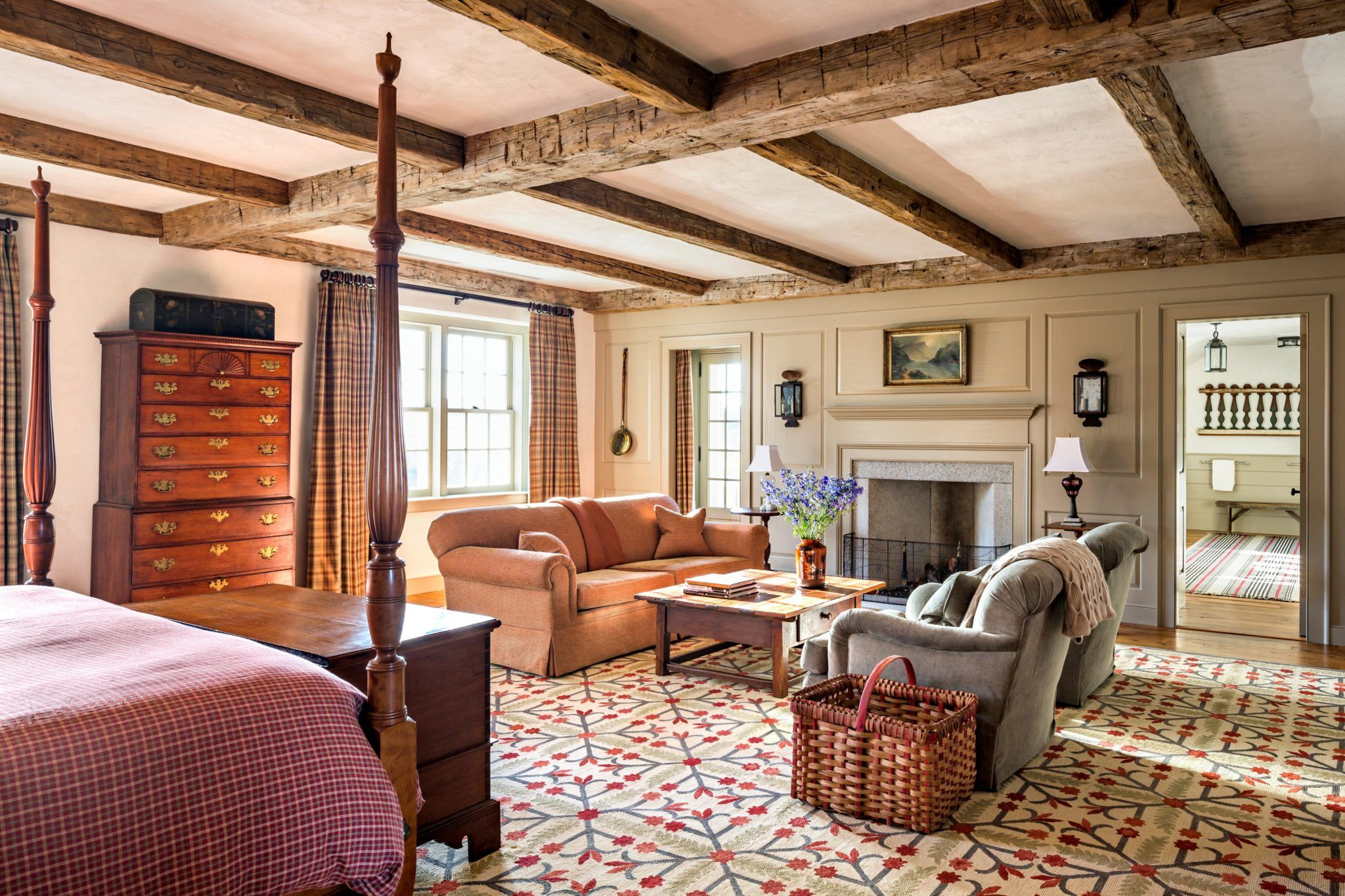 24 Cabin-Style Bedrooms Inspired by a Rustic Getaway