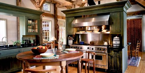 31 Green Kitchen Design Ideas Paint Colors For Green