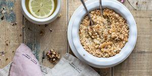 Havermout ontbijt is heel gezond, maar te veel van deze toppings toevoegen maakt het opeens toch niet zo gezond voor je