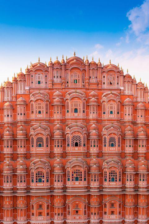 Хава Махал, Джайпур, Индия