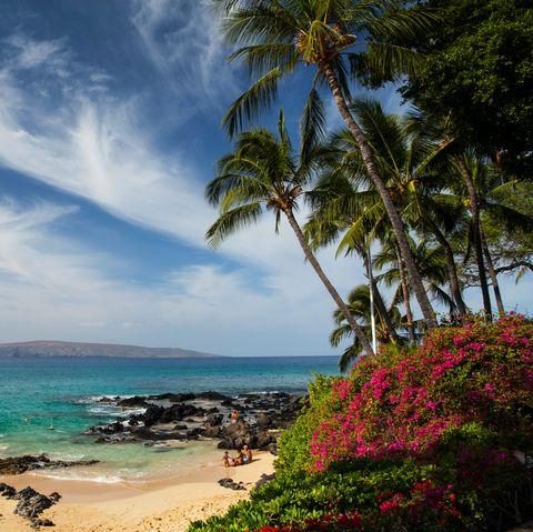 Body of water, Sky, Nature, Tropics, Sea, Beach, Shore, Coast, Ocean, Blue,