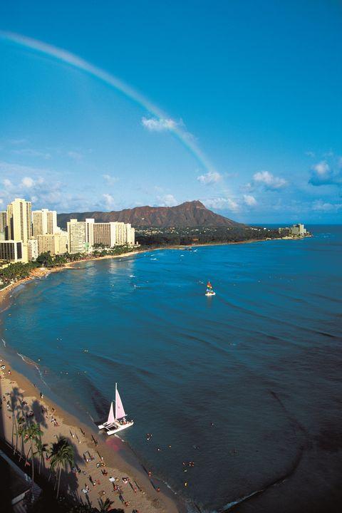 アメリカ・ハワイ