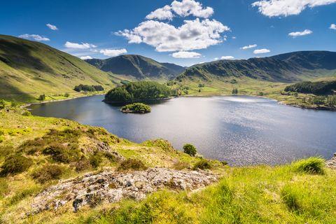 Haweswater reservoir - Cumbria